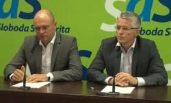 Rozpočet strany Smer-SD ohrozuje Slovensko a jeho ľudí