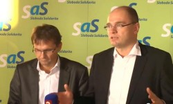 Strana SaS podporuje protestné požiadavky slovenských poľnohospodárov apotravinárov
