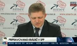 Premiér Fico označoval za krádež presne to, čo včera spravil - Prevod tranzitného plynovodu zSPP