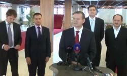 Minister hospodárstva Malatinský - schválenie zákona oobnoviteľných zdrojoch je úderom pod pás slovenským výrobcom.