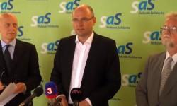 SaS podala trestné oznámenie za výšku odmien právnych služieb vládou Roberta Fica