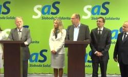 Peter Osuský - kandidát na prezidenta - SaS
