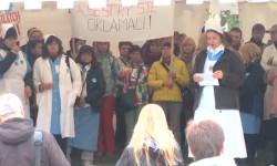 Protest zdravotných sestier