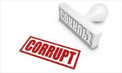 Korupcia a skorumpovaný národ
