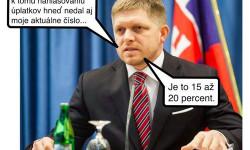 Člen SMERu - humor vpolitike