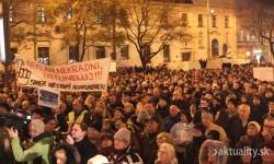 Zajtra na námestí - Bratislava