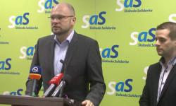Zmeny, ktoré by uľahčili referendum na Slovensku zdieľne SaS