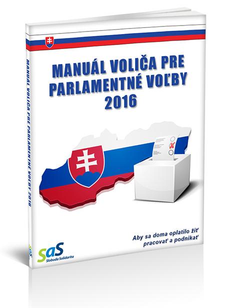 Manuál voliča pre parlamentné voľby 2016 - Sulík