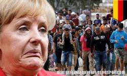 Angela Merkelová - solidarita