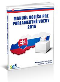 Manuál voliča pre voľby 2016 - dokument