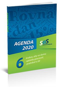 Program AGENDA 2020 - Voľby 2016