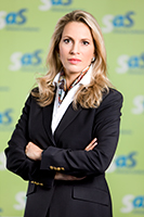 Jana Kiššová, tímlíderka SaS pre podnikateľské prostredie - Parlamentné voľby 2016
