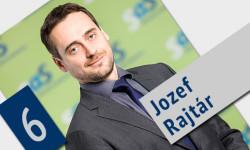 Jozef Rajtár - kandidát na poslanca NR SR   Voľby 2016