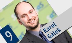 Kandidát za poslanca do NR SR - Karol Gálek   Voľby 2016