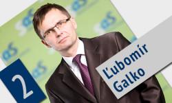 Ľubomír Galko - kandidát za poslanca do NR SR | Voľby 2016