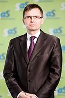 Ľubomír Galko, tímlíder SaS prevnútornú bezpečnosť - Parlamentné voľby 2016