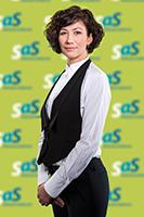 Lucia Nicholsonová, tímlíderka SaS pre sociálne veci - Parlamentné voľby 2016
