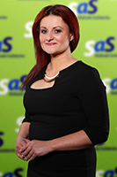 Natália Blahová - kandidátka za poslankyňu NR SR