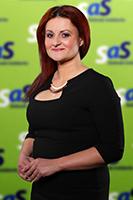 Natália Blahová, tímlíderka SaS pre rodinnú politiku - Parlamentné voľby 2016