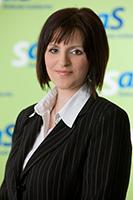 Renáta Kaščáková, tímlíderka SaS pre kultúru - Parlamentné voľby 2016