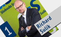 Richard Sulík kandidát za poslanca do NR SR - Voľby 2016