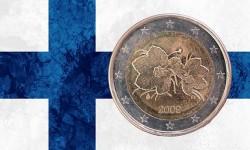 Fínsko - euro