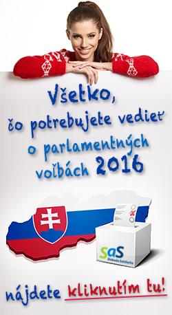 Parlamentné voľby 2016 - Slovensko | Informácie