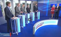 Parlamentné voľby 2016 - Richard Sulík v Markíze