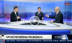 Parlamentné voľby 2016 - Ekonomické riešenia pre Slovensko