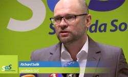 Kaník podporil stranu SaS - Sulík