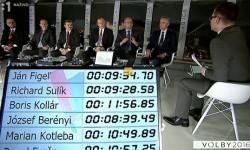 Richard Sulík vpredvolebnej diskusii na RTVS । Parlamentné voľby 2016