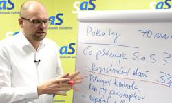 Slovenskí motoristi - Sulík SaS