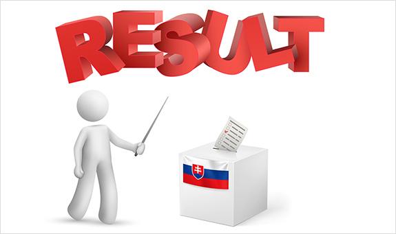 Výsledky volieb do NR SR 2016