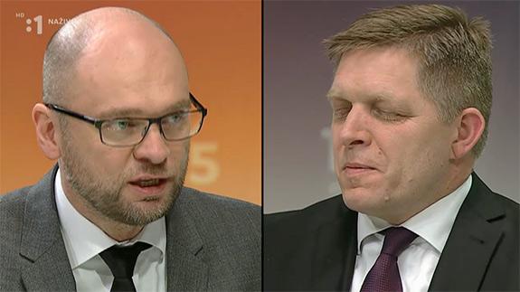 Zostavenie novej vlády - Sulík sFicom vrelácii RTVS