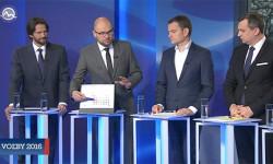 Richard Sulík v povolebnej diskusii na Markíze 13.3.2016 | Zostavenie novej vlády