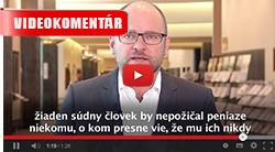 Ekonomická vlastizrada - Minister financií SR Peter Kažimír