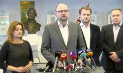 Minister vnútra SR Robert Kaliňák - kauza Bašternák