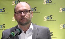 Päťbodový plán pre SaS - Sulík