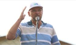 Protest proti zlodejom vo vláde - Sulík